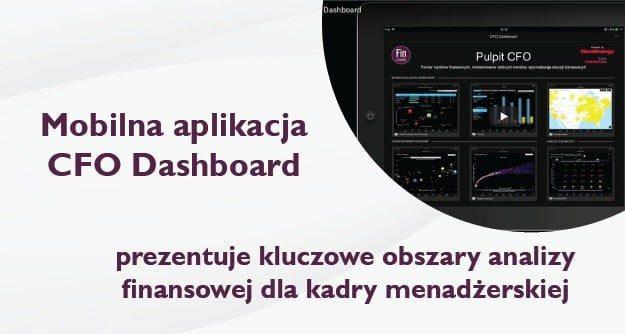 CFO Dashboard - baner