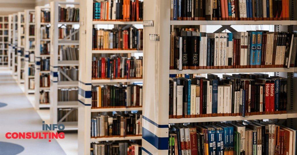 Usługi doradcze w ramach projektu informatyzacji bibliotek pedagogicznych