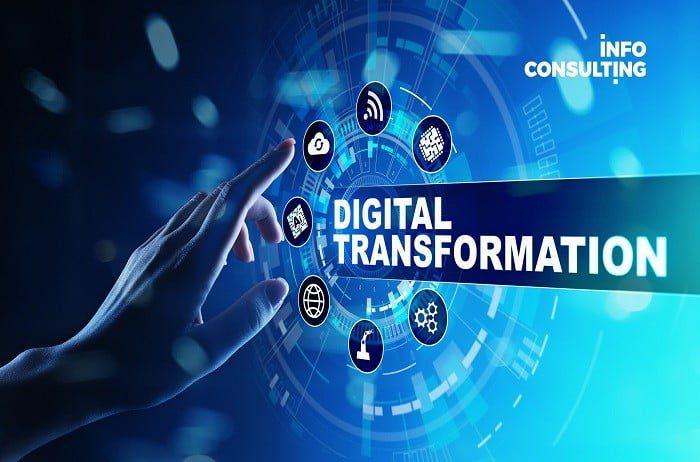 Transformacja cyfrowa InfoConsulting