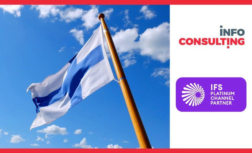 New office InfoConsulting - Finland