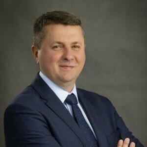 Prezes Grzegorz Musiał